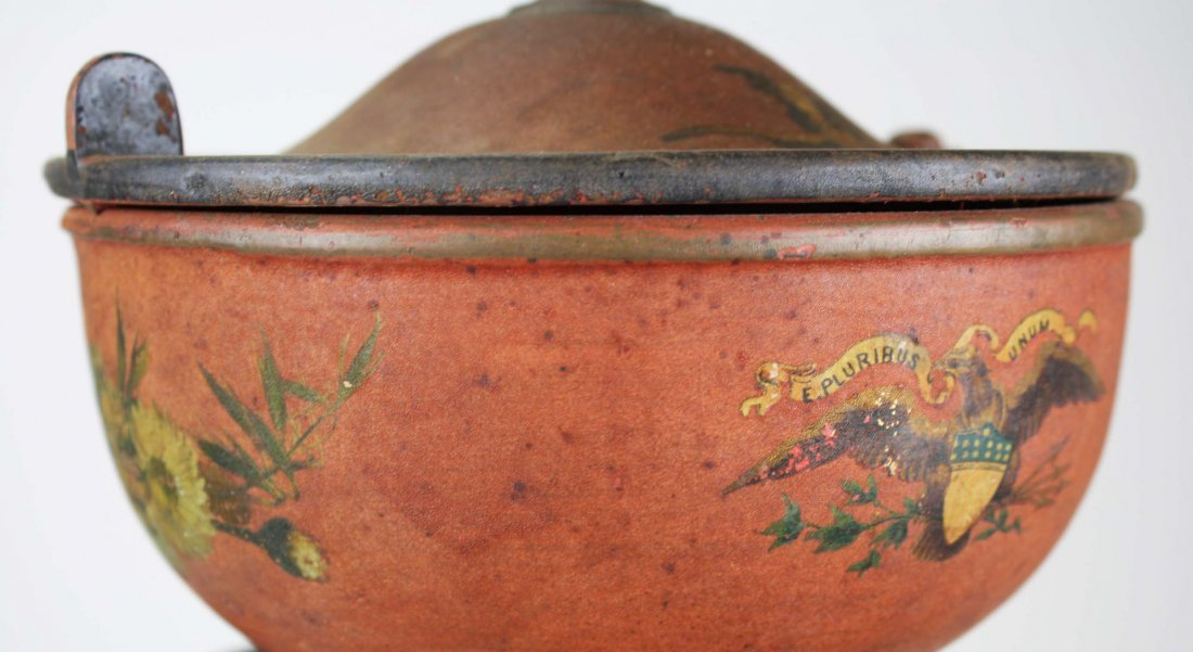 Crescent # 5 Rutland, VT cast iron coffee grinder, - 4