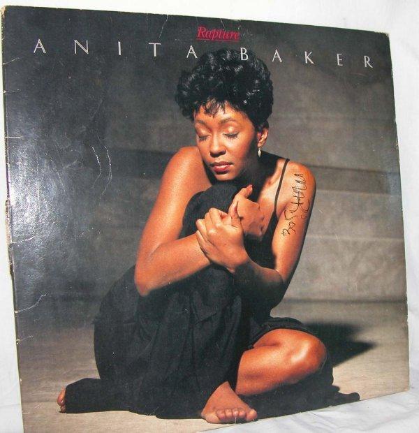 Anita Baker--   Rapture