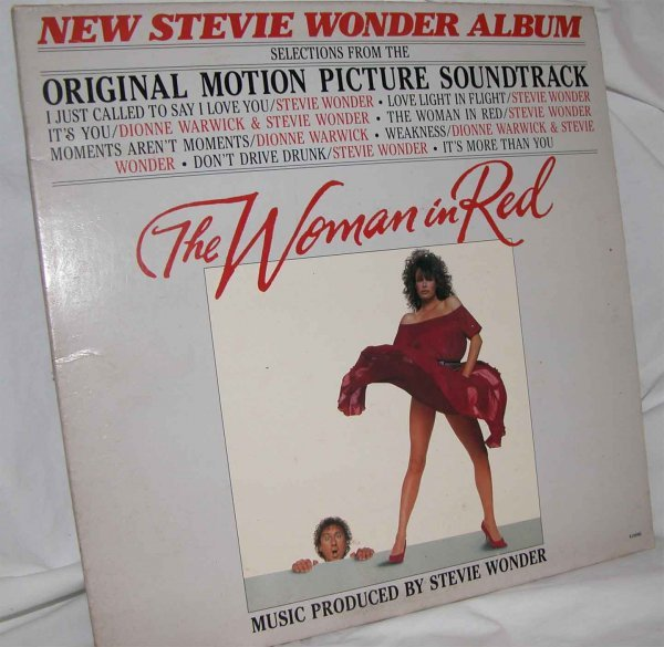 Stevie WonderThe Woman in Red