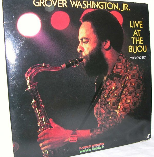 41: Grover Washington Jr. - Live at the Bijou - 2 Album