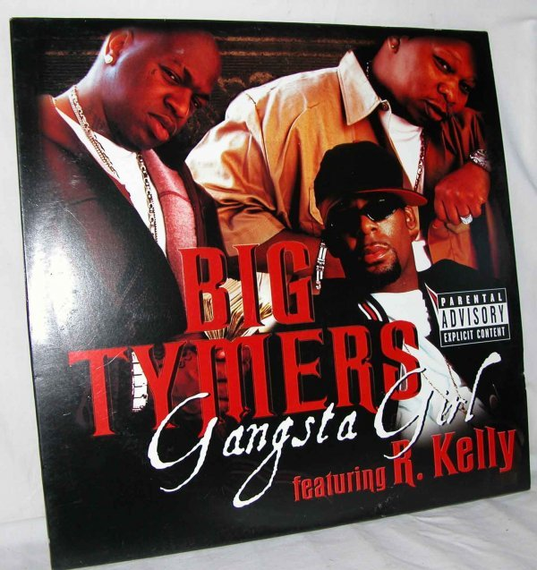 Big Tymers Featuring R. Kelly -- Gangsta Girl