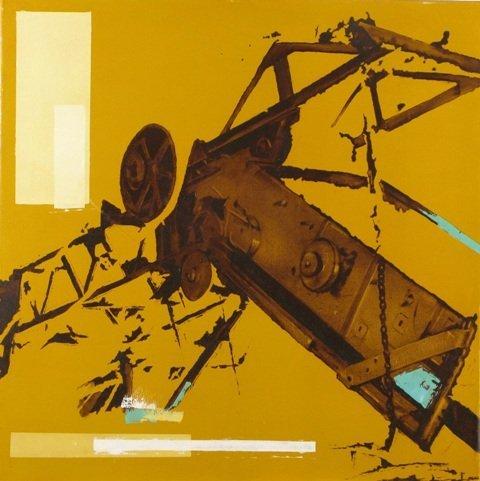 9:Anna Volchok (1980, Israeli) Lying in the grass