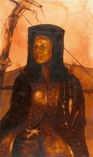 11:Anna Volchok (1980, Israeli) Big Spoon Of Justice