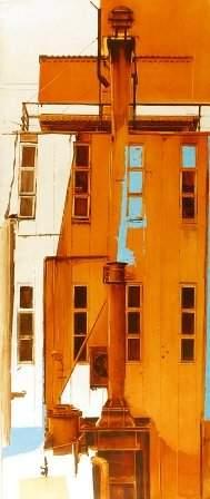 12:Anna Volchok (1980, Israeli) Last Forposte