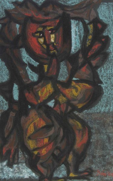 17: Bela Ban (Hungarian , 1909-1972) Composition