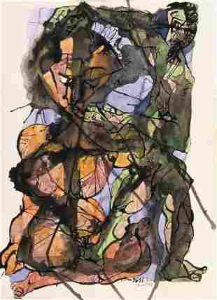 18: Bela Ban (Hungarian ,1909-1972) Composition