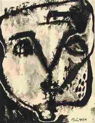19: Bela Ban (Hungarian ,1909-1972) Composition