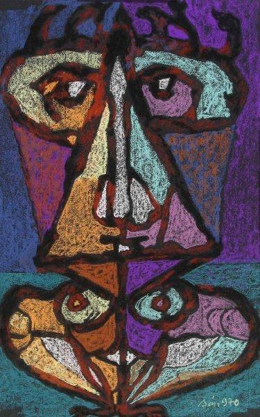 22: Bela Ban (Hungarian , 1909-1972) Composition