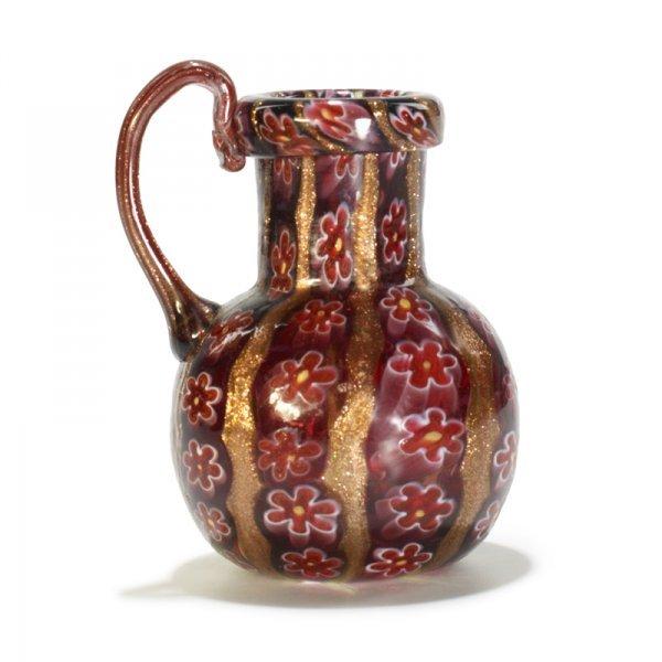 600: Vittorio Zuffi handled vase