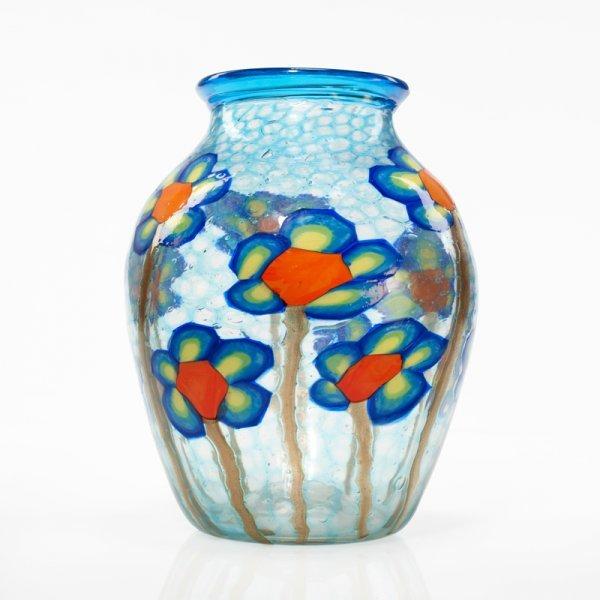 610: Ercole Barovier Mosaico vase