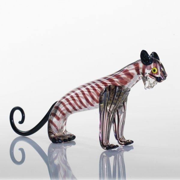 618: Ercole Barovier tiger