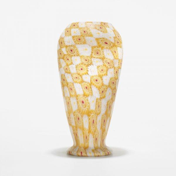 620: Fratelli Toso Murrina vase