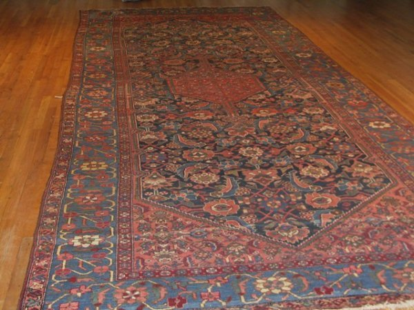 3: Antique Mahal / Rug Number 109836