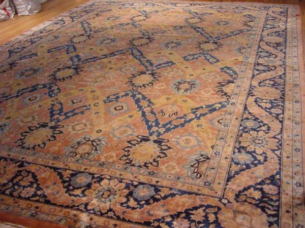 22: Antique Indian / Rug Number 209295