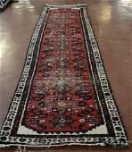 Persian Style Hamadan Semi-Antique Runner
