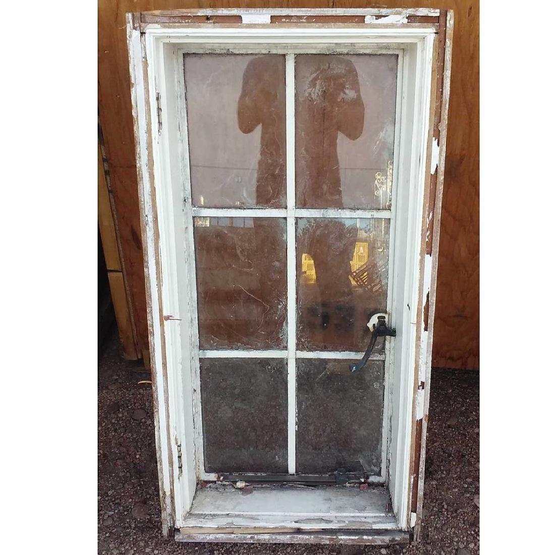 American Steel Casement Window