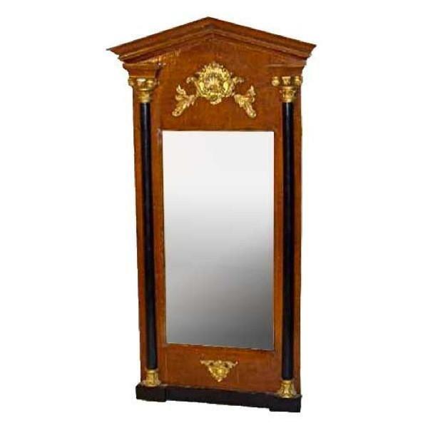 Swedish Karl Johan Pier Mirror