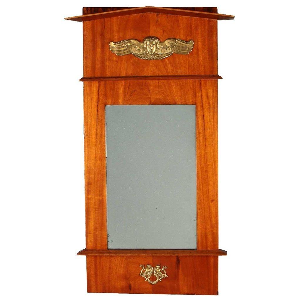 Swedish Karl Johan OLOF FRISK Hall Mirror