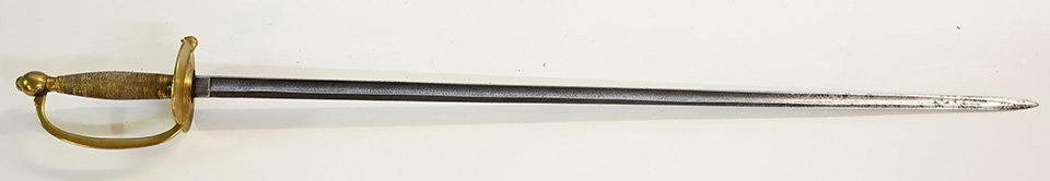 U.S. Non-Commissioned Officers Sword Model 1840