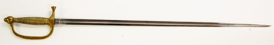 U.S.  1863 F.S.S. Civil War Sword Model 1840