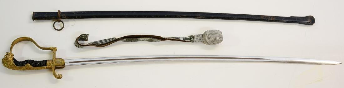 Nazi Officers Sword