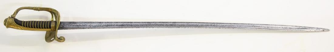 Confederate Infantry (?) Officers Sword
