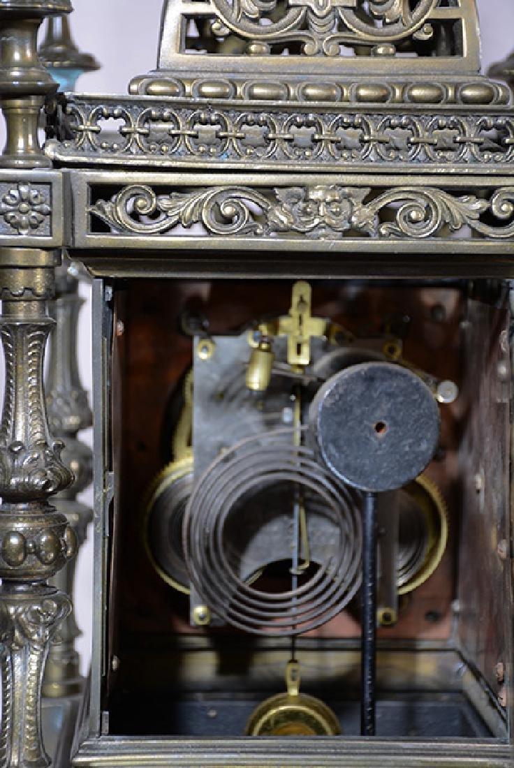 Ansonia Mantel Clock - 4