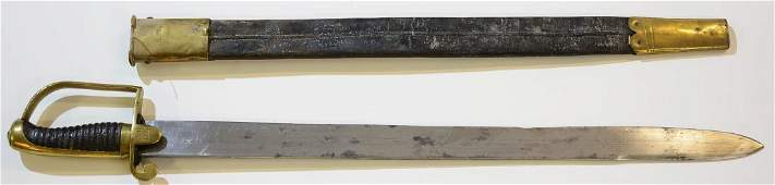 U.S. Light Artillary Saber Model 1840