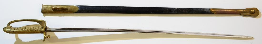 Japanese Naval Officers Sword Circa WWII