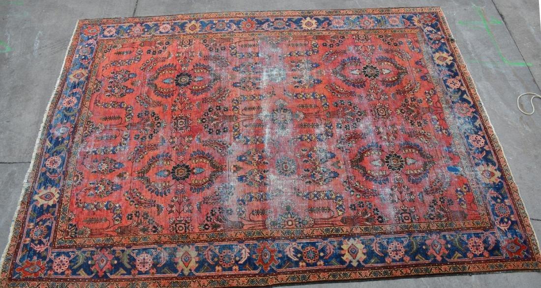 Mahal Style Antiqe Carpet