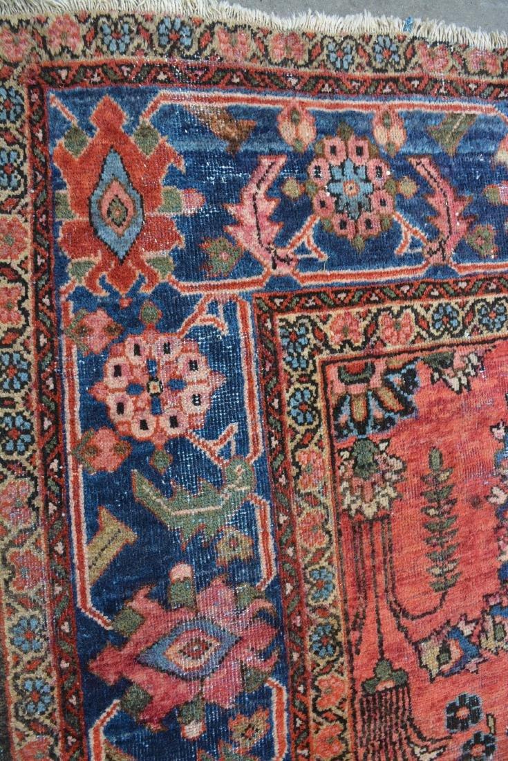 Mahal Style Antiqe Carpet - 2