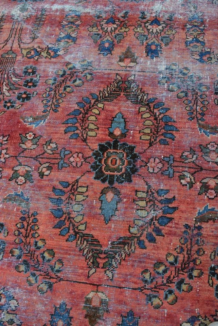 Mahal Style Antiqe Carpet - 3