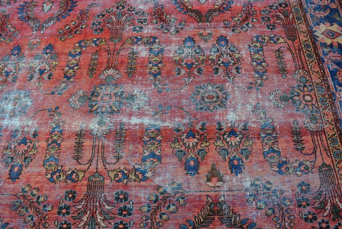 Mahal Style Antiqe Carpet - 4