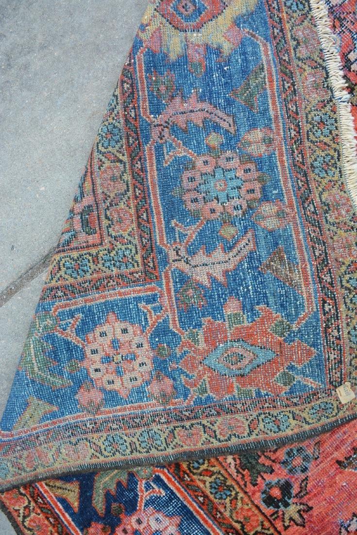 Mahal Style Antiqe Carpet - 5