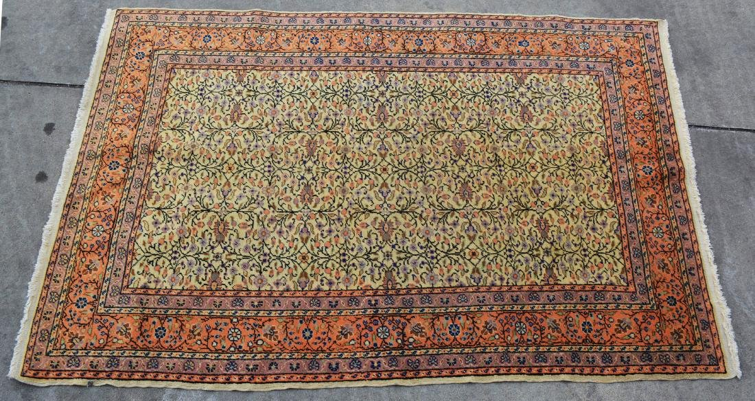 Turkish Hand Tied Wool  Carpet