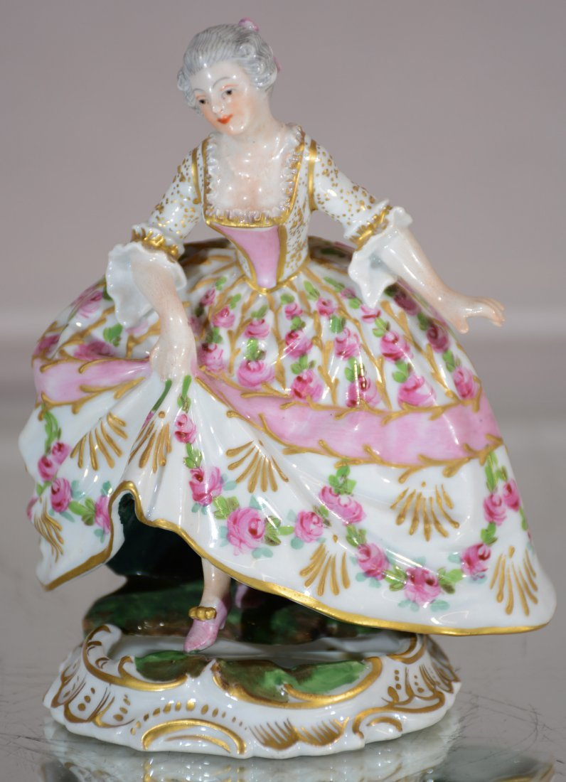 Royal Vienna Porcelain Figure