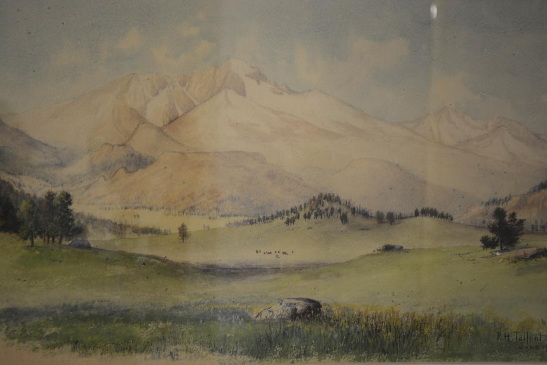 Longs Peak by R.H. Tallant - 2