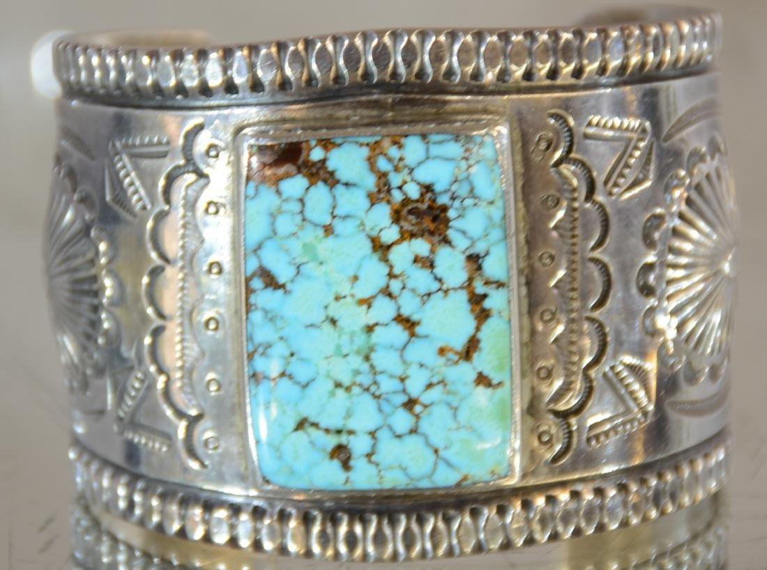 Mark Chee Mans Indian Navajo Bracelet