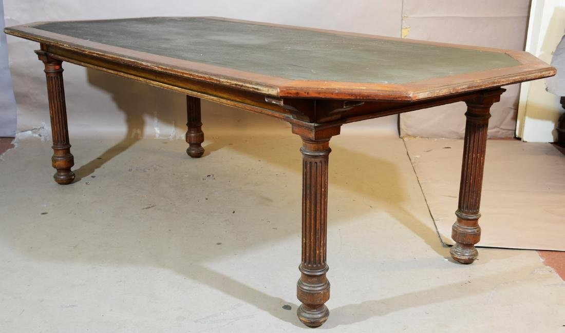 American Turn of the Century Conference Table