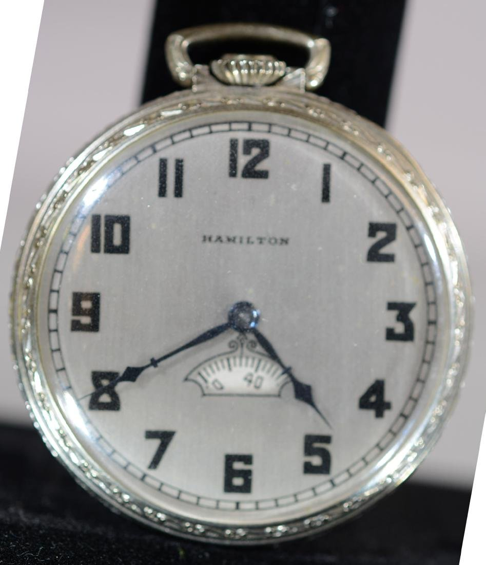 Hamilton Gentlemens Pocket Watch