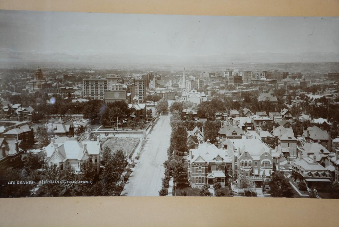 Early Photo of Denver, Colorado - 2