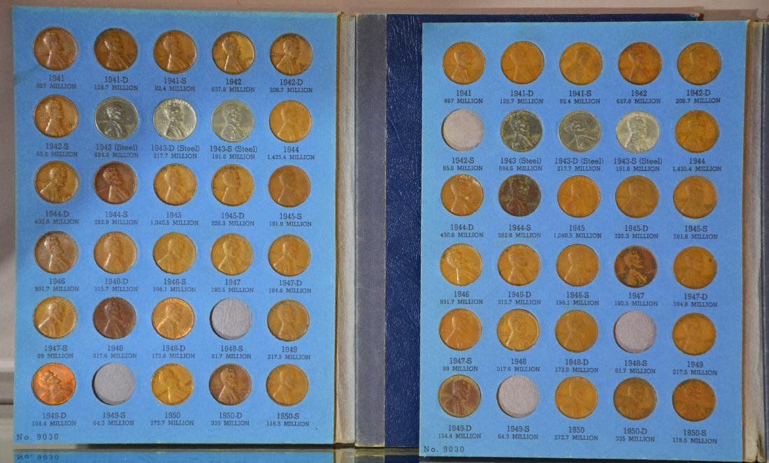 Two Lincoln Cent Book