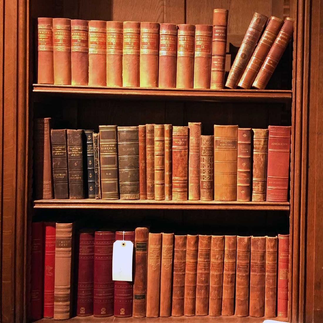 56 Leather Bound Book Bindings