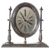 American Reed & Barton Sterling Silver Waltham Clock
