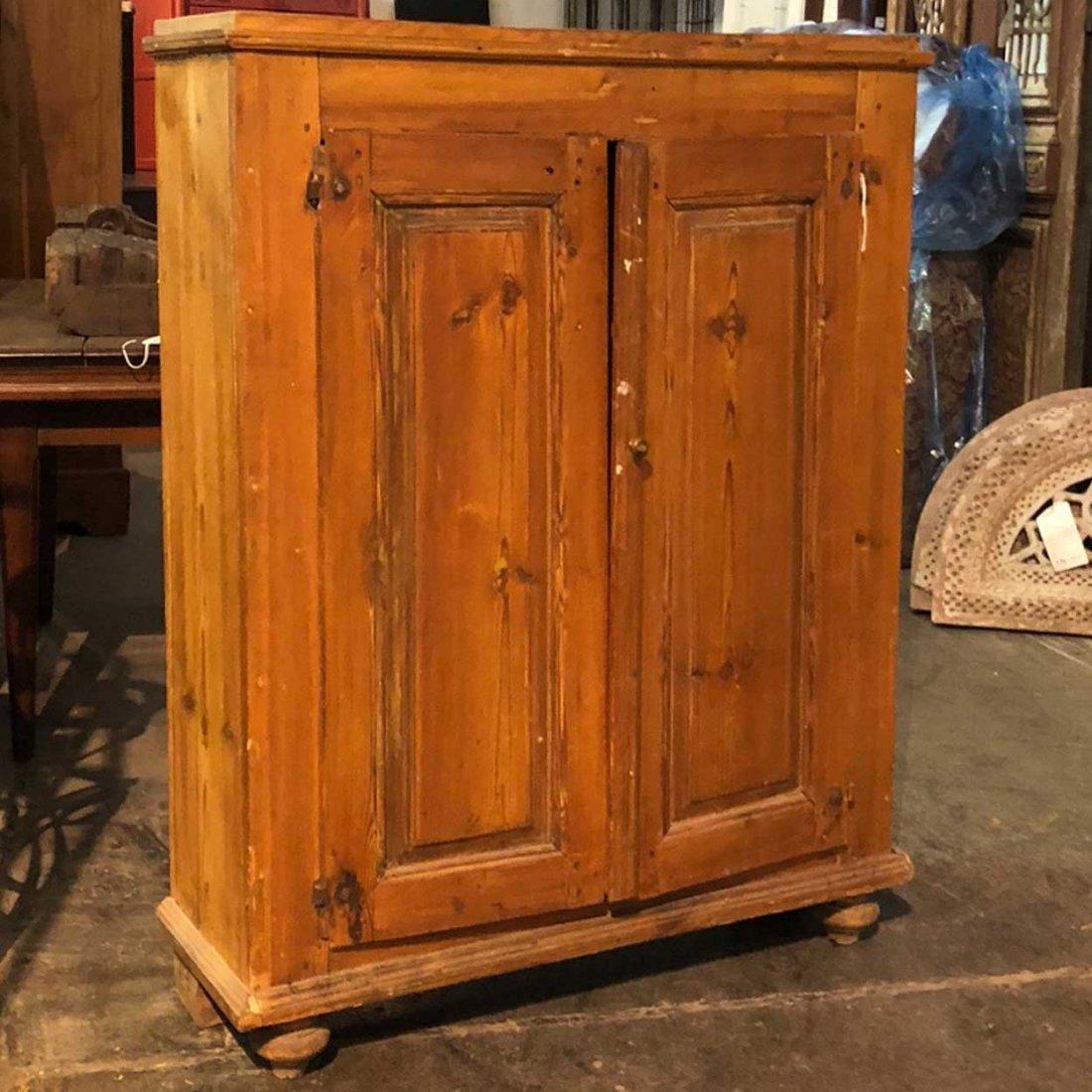 Danish Pine Cabinet