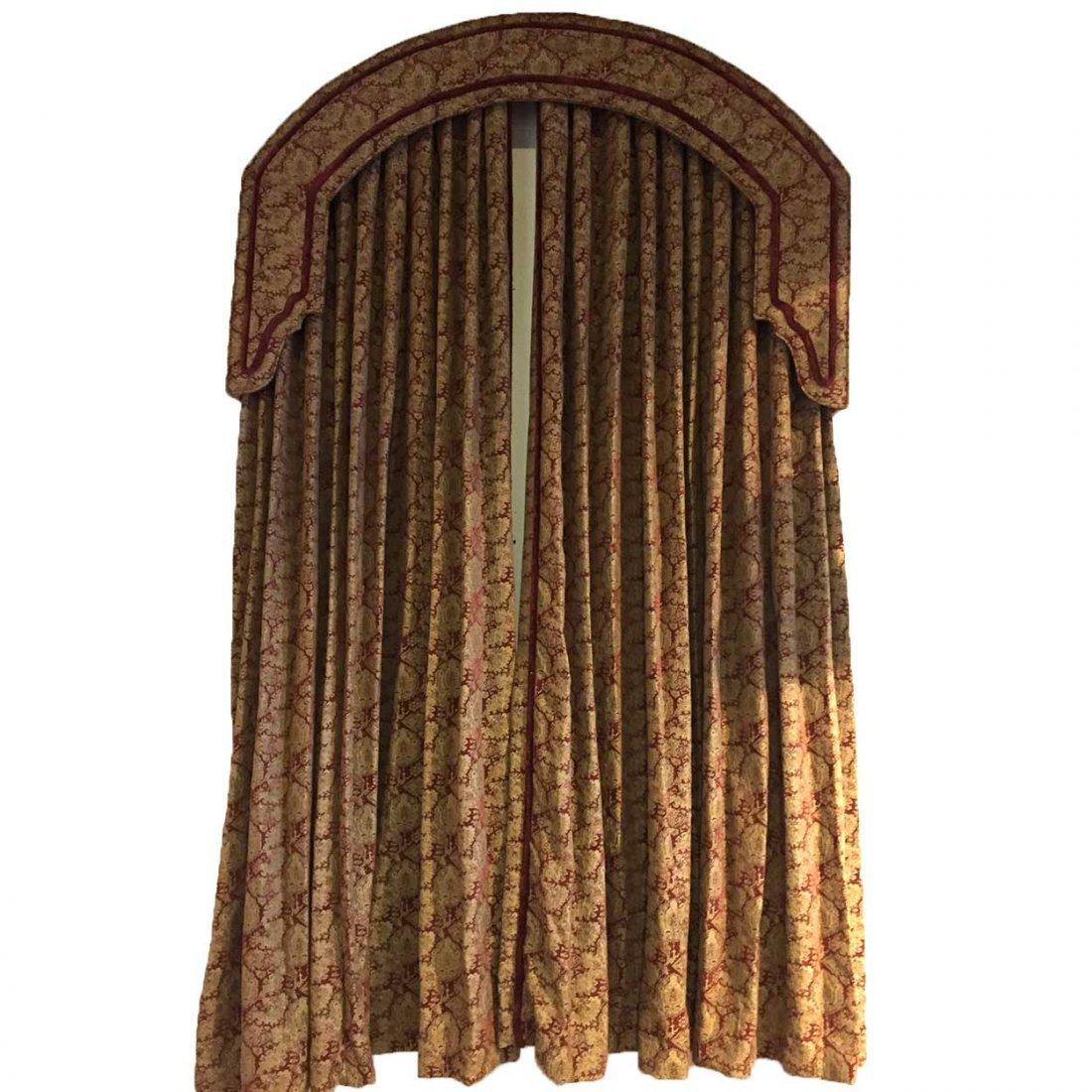Custom Curtains and Valances