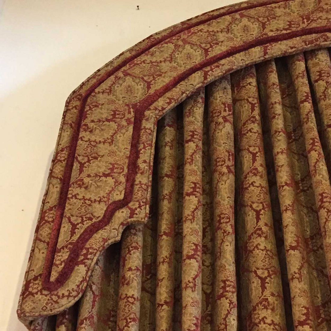 Custom Curtains and Valances - 2