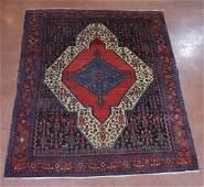 Persian SemiAntique Wool Carpet