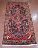 Persian Hamadan Wool Carpet