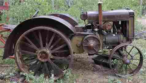 1928 John Deer Tractor Model D